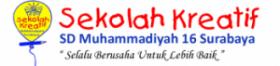 Sekolah Kreatif SD Muhammadiyah 16 Surabaya