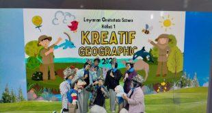 Petualangan Keke dan Atif Mencari Balonmeriahkan Layanan Orientasi Siswa (LOS)Sekolah Kreatif