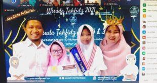 Lima Keutamaan Menghafal Al-Quran pada Wisuda Tahfid Sekolah Kreatif